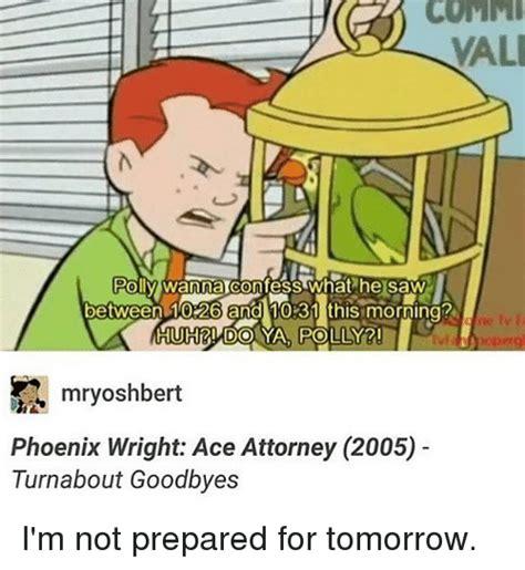Phoenix Wright Meme - 25 best memes about phoenix wright ace attorney phoenix wright ace attorney memes