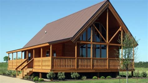inspirational log cabin kits michigan  home plans design