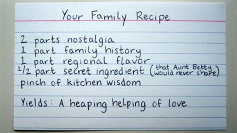 family recipes should you ask a friend for a family recipe baking forums