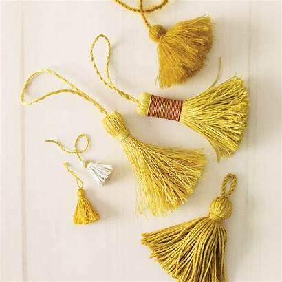 Tassel Crafts Handmade Martha Stewart