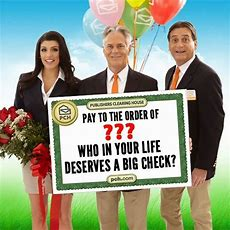 Publishers Clearing House  Google+ The Pch Prize Patrol Always Has Your Back, So They Want To
