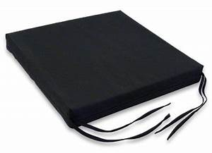 Kissen Maße Standard : adl sitzkissen standard ma e 38 x 40 x 5 cm in farbe schwarz sitzkissen sitzhilfen ~ Markanthonyermac.com Haus und Dekorationen