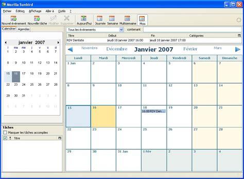 agenda sur le bureau calendrier gratuit logiciel calendrier et agenda à