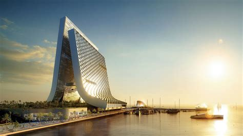 Marina Beach Towers By Oppenheim Architecture Design