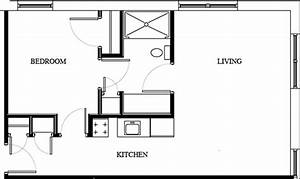 one bedroom apartment open floor and floor With one bedroom apartment open floor plans