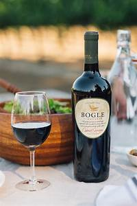 Fact Table Trade And Media Bogle Vineyards