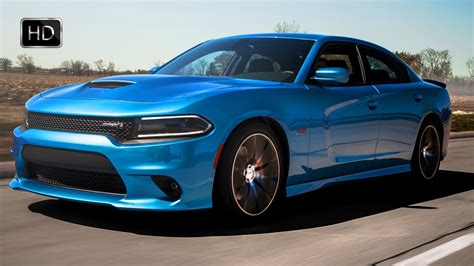 2015 Dodge Charger R/t Scat Pack With 6.4l Hemi V8 Engine