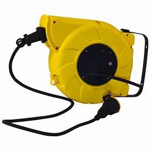 Enrouleur Electrique Automatique : enrouleur lectrique automatique mural 20m ~ Edinachiropracticcenter.com Idées de Décoration