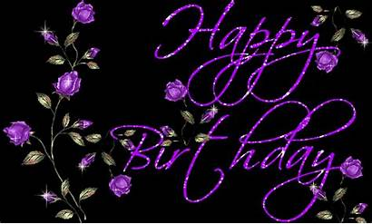 Birthday Wishes Happy Animated Greetings Glitter Posted