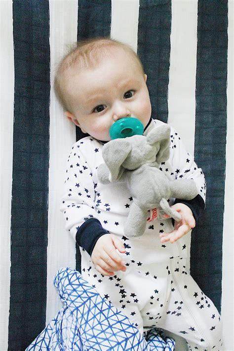 Baby Kevin 6 Months Simply Clarke