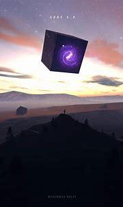 Cube 5.0, Digital 3D, 2000*3000px : Art