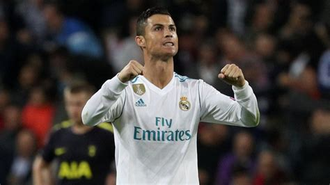 Cristiano Ronaldo Ist Weltfußballer Des Jahres 2017