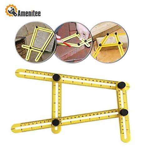 amenitee template tool amenitee universal angularizer ruler easy angle ruler multi angle ebay