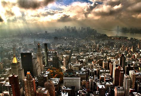 25 Stunning Skylines Around The World «twistedsifter