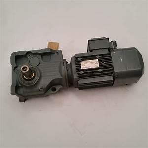 Sew Eurodrive Gearbox K57dre100m4 Asb1 2 2kw 37rpm