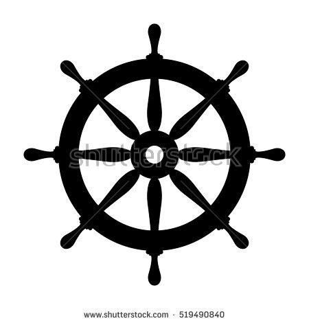 Boat Steering Wheel Clipart Free by Navy Clipart Ship Steering Wheel Pencil And In Color