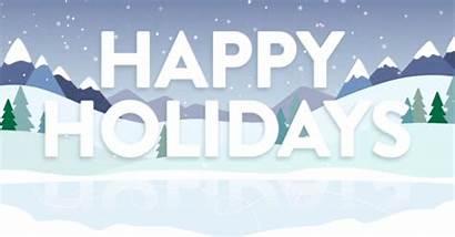 Holidays Happy Graphics Square