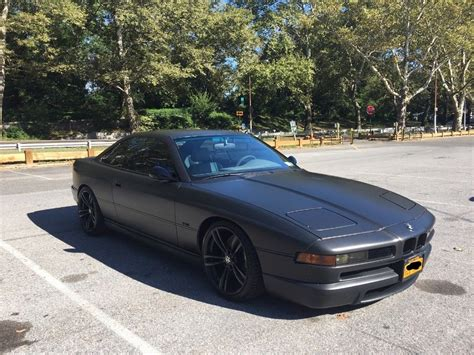 Bmw 8 Series For Sale by 1991 Bmw 8 Series 850i For Sale
