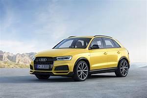 Audi Q3 2017 Prix : audi q3 2017 range updates and black edition revealed ~ Gottalentnigeria.com Avis de Voitures