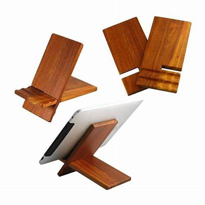 Stand Ipad Wood Phone Cell Diy Projects