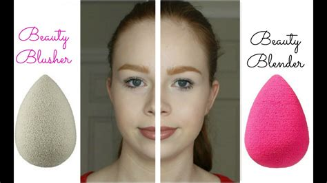 beauty blusher  beauty blender youtube