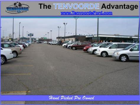 Tenvoorde Ford car dealership in St. Cloud, MN 56301