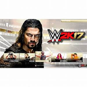WWE 2017 PS4 2K GAME - Amaget Online Store