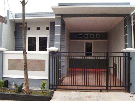 desain rumah minimalis garasi desain rumah minimalis
