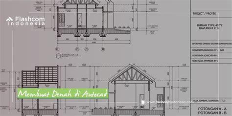 menciptakan desain rumah impian  membuat denah