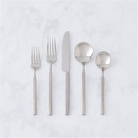 flatware stainless steel