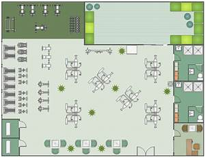 Health Club Floor Plan