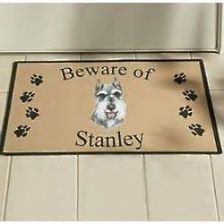 Personalized Dog Breed Doormat Findgiftcom