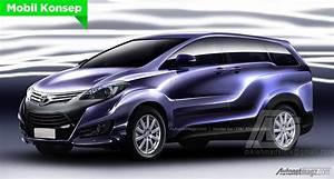 Keren Juga Nih Toyota Avanza Concept 2015