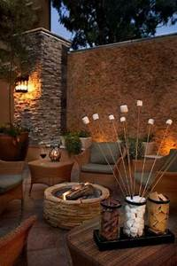 den balkon mit naturstein gestalten coole vorschlage With französischer balkon mit garten mehrfachsteckdose stein