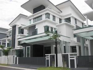 Modern Exterior Wall Design Nizwa