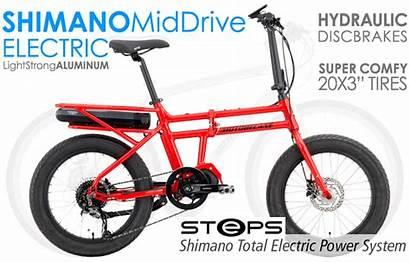 Electric Motobecane Bikes Ebike Folding Ef3 Brakes