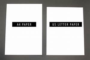 letter vs a4 paper are you using the right size With 1 3 of letter size paper