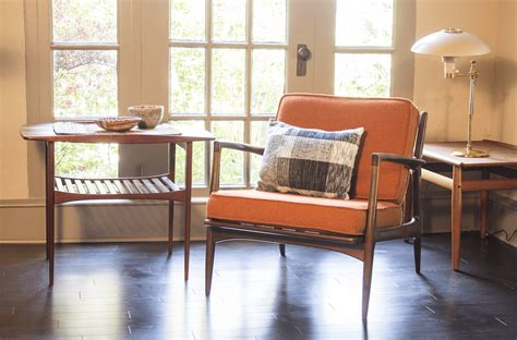 Small Spaces And Danish Modern Furniture