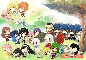 Fairy Tail images fairy tail chibi! HD wallpaper and ...