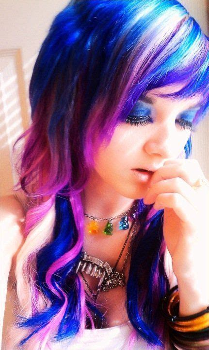 25 Best Ideas About Scene Hairstyles On Pinterest Emo
