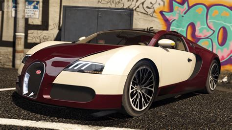 bugatti veyron   spider add onreplaceauto spoiler gta modscom