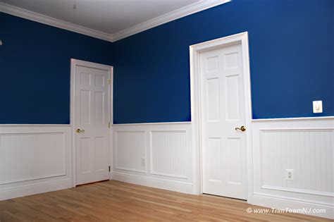 Wainscoting For Ceilings by Wainscot And Picture Frames Traditional Kids By Trim