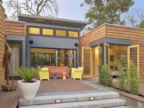 Steelblox modular homes & prefab adu's. Modern modular homes, Modular home designs, Modern prefab homes