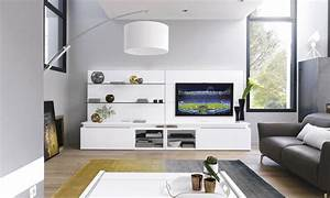 Tv Chez But : trouver le meuble tv id al meubles gautier ~ Teatrodelosmanantiales.com Idées de Décoration