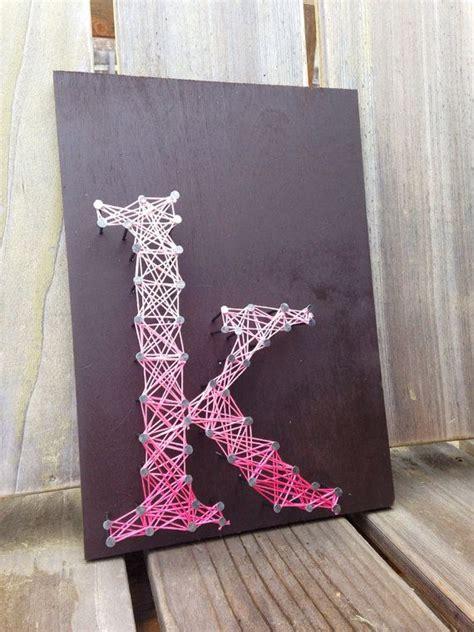 string art letters letter k typography string custom letters by 24989 | d6ccff0b2e43973c413cd2155b7dd410