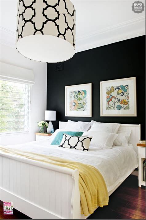 25+ Best Ideas About Black Accent Walls On Pinterest