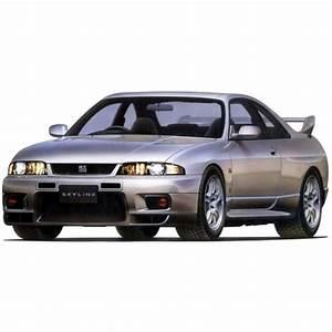 Nissan Skyline Gt-r  R33  - Service Manual