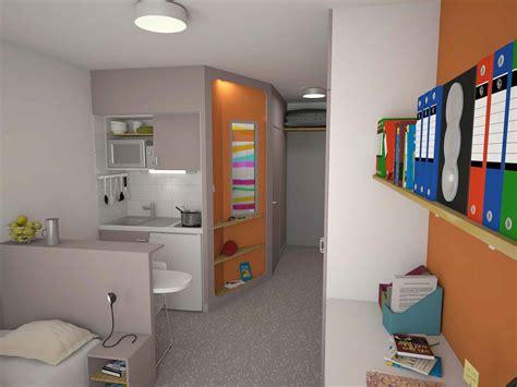 louer une chambre à un étudiant étranger résidence exupery crous de lyon