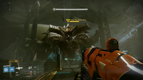 Halo 5 Guardians Wallpaper Destiny S King S Fall Raid Guide How To Kill Oryx The Taken King Vg247
