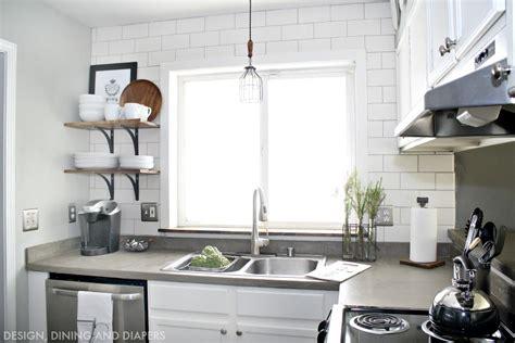 quick  easy diy kitchen makeover ideas relish